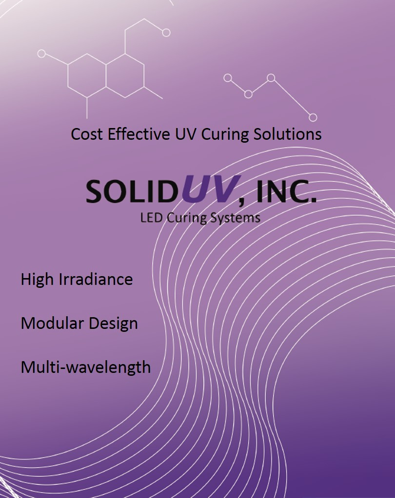 cost effective uv curing solutions